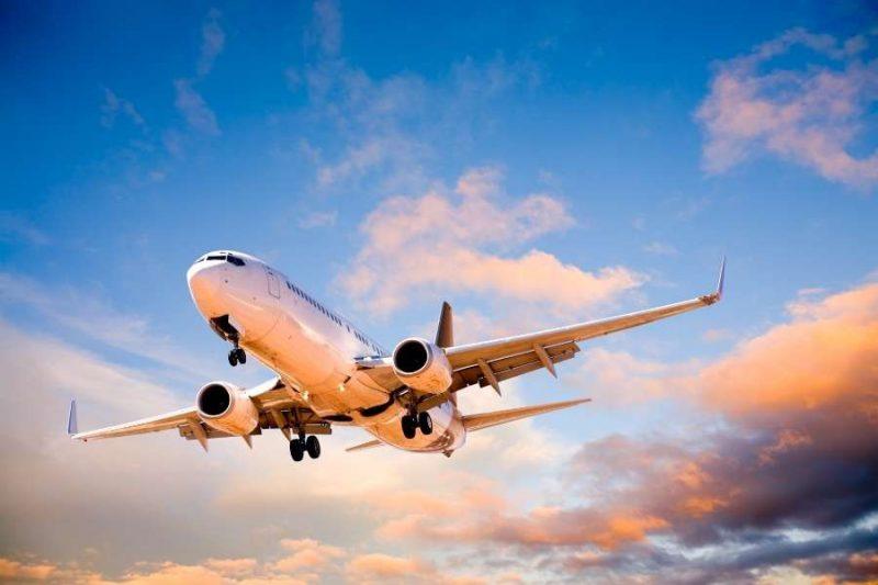 Met het vliegtuig naar Schotland of Ierland