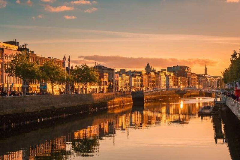 Dublin Cultuur opsnuiven in Ierland met Galtic