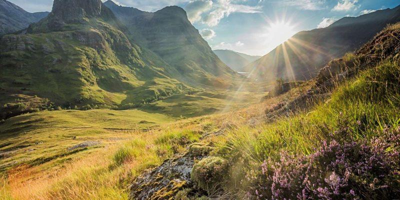 Glencoe in Schotland met Galtic Reizen
