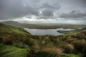 Ierland landschap reizen met Galtic