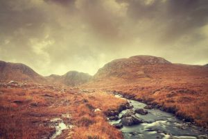 Klimaat in Ierland in County Donegal Galtic