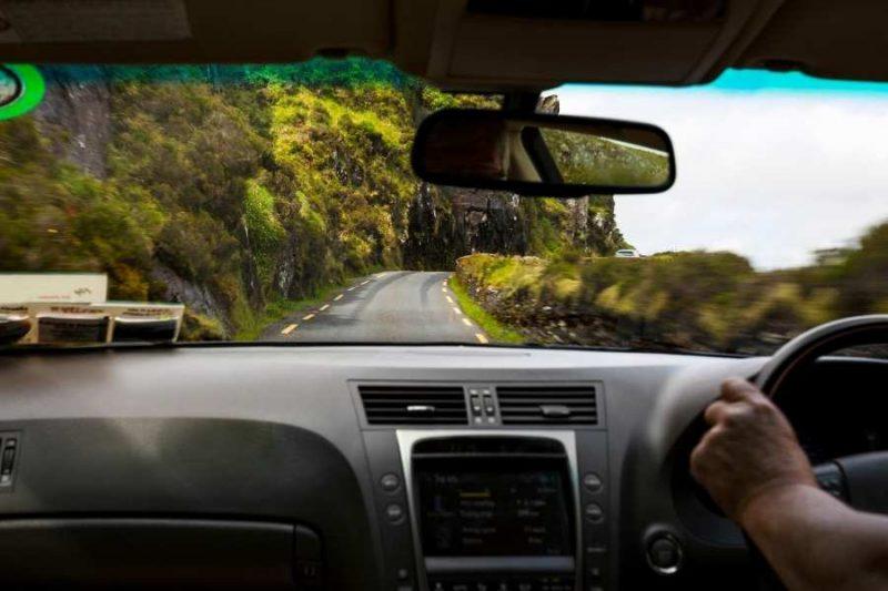 Met de auto door Ierland reizen Galtic