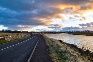 Rijden in Ierland met de wagen met Galtic