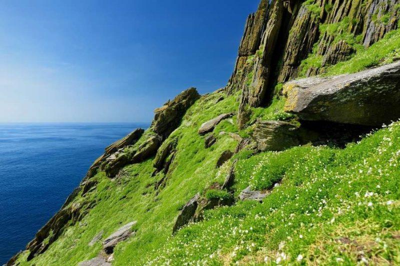 Skellig Islands Natuur in Ierland met Galtic