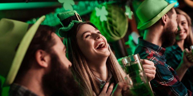 St Patricks Day Vieren in Ierland Reizen met Galtic