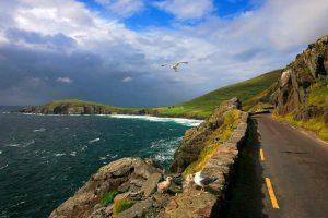 The Slea Head Drive Ierland Galtic