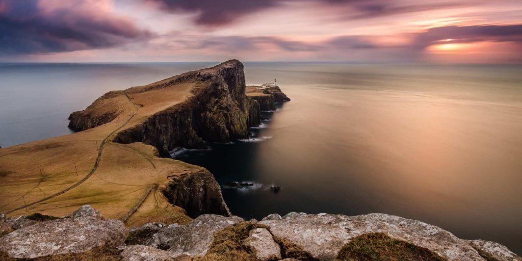 Vuurtoren Neist Point Schotland Galtic
