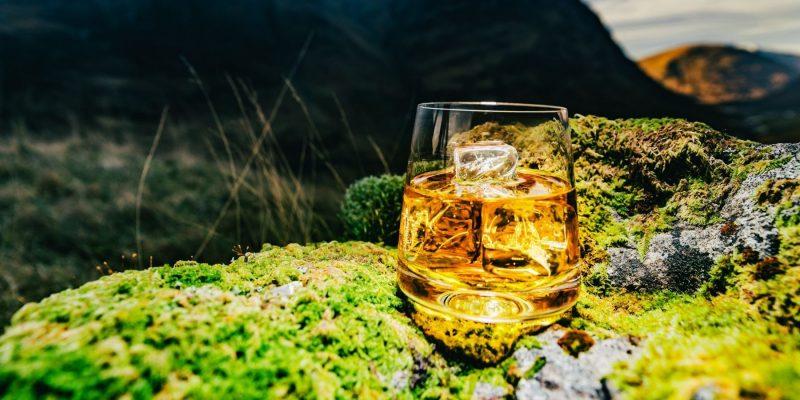Whiskey drinken in Schotland met Galtic