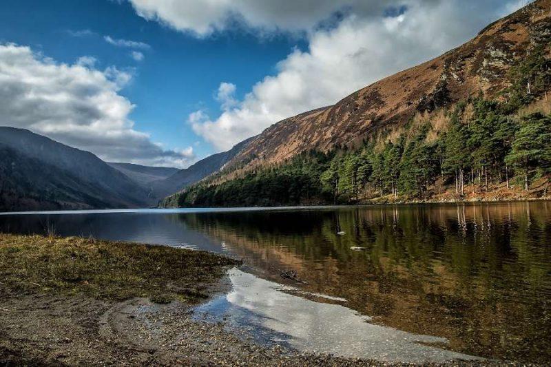 Wicklow Natuur in Ierland met Galtic
