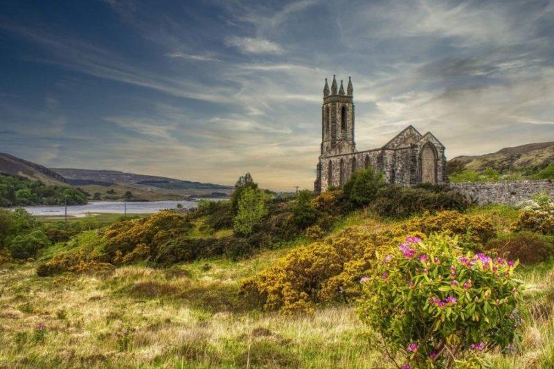 Dunlewey kerk