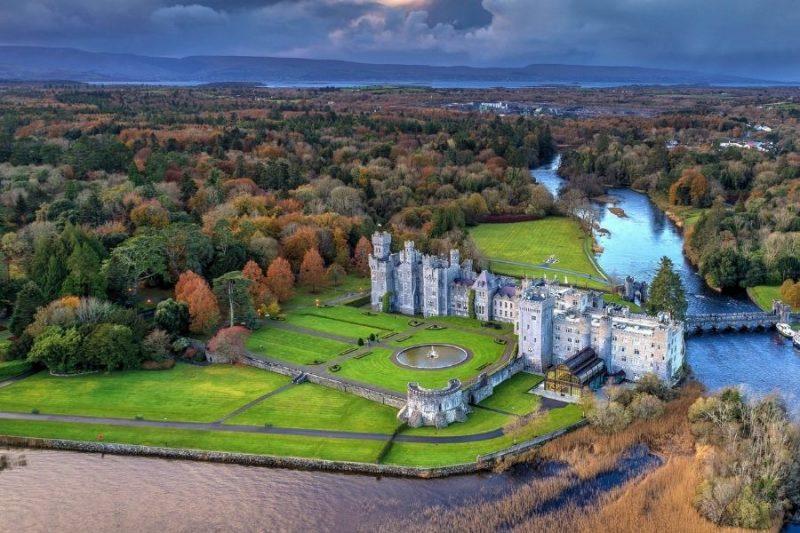 Verblijf in het luxueuze Ashford Castle