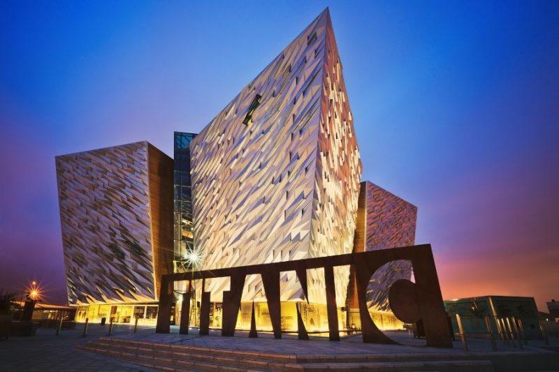 Bezoek het Titanic museum