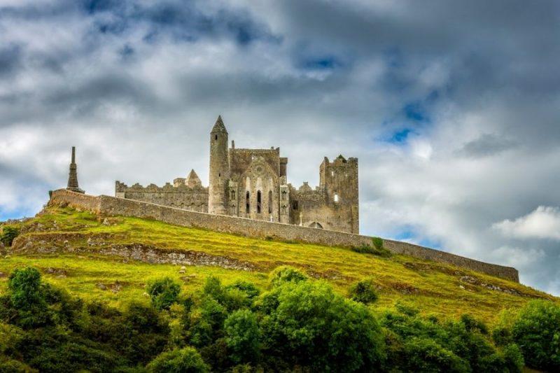 Rock of Cashel, een eeuwenoud kasteel