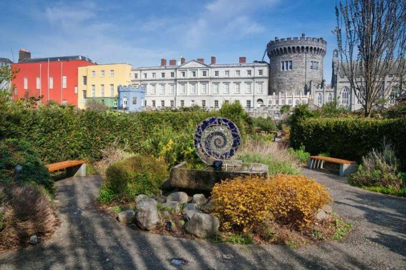 Dublin Castle - reizen met Galtic