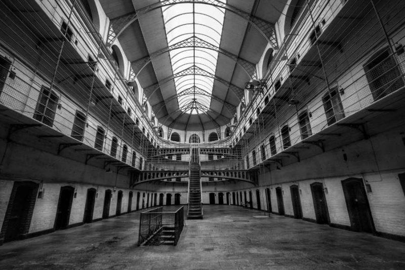Kilmainham Gaol Dublin - reizen met Galtic