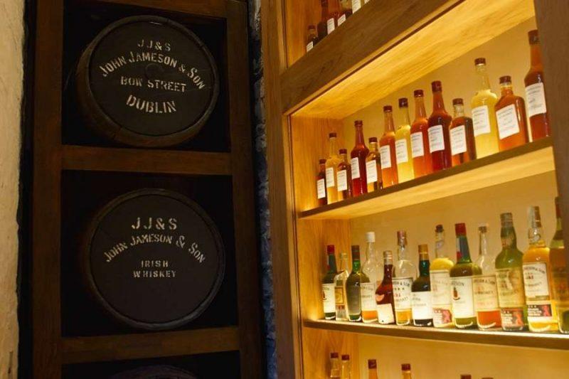 Old Jameson Distillery - reizen met Galtic