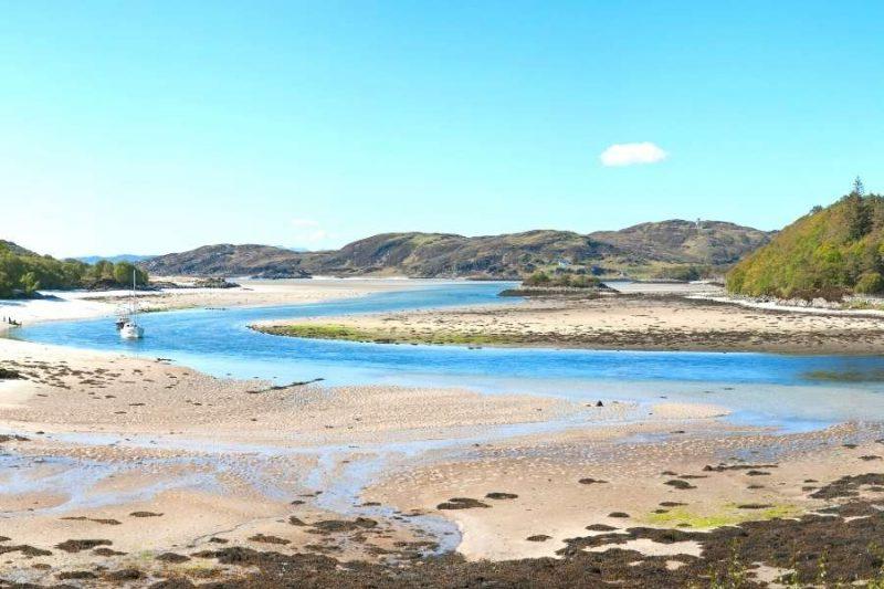Silver Sands of Morar - reizen met Galtic