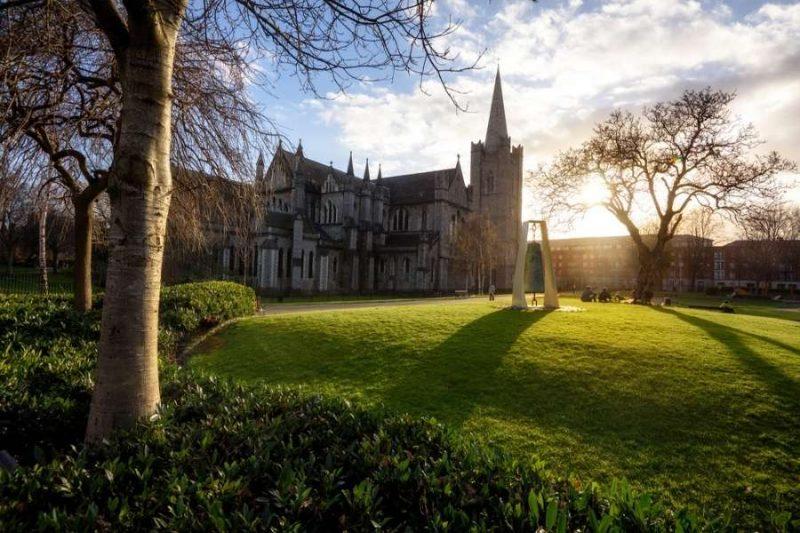 St. Patrick's Cathedral Dublin - reizen met Galtic