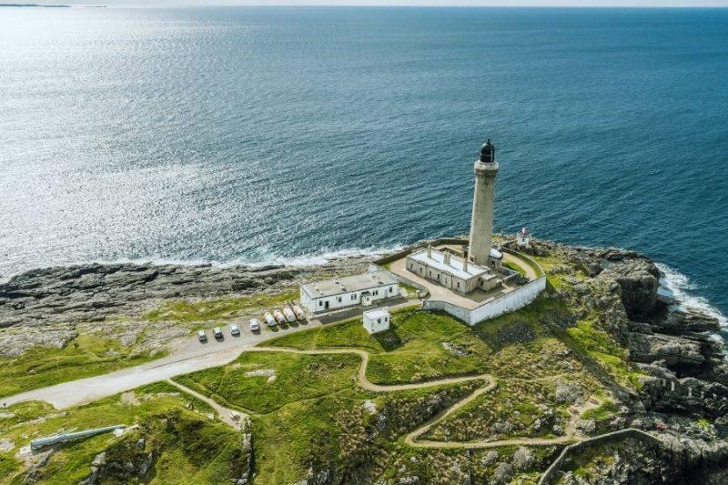 Ardnamurchan Lighthouse Schotland