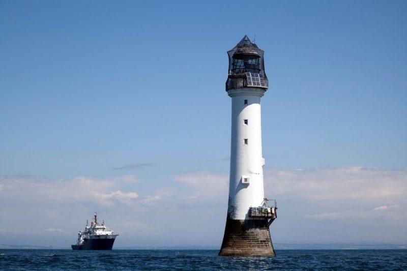 Bell Rock Lighthouse Schotland