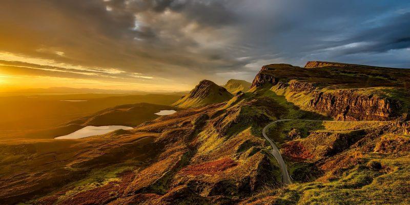 Schotland zomer